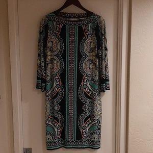 Eci New York  women's dress size Large